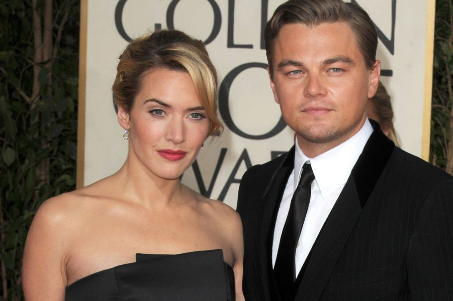 Kate Winslet et Leonardo DiCaprio en 2009.