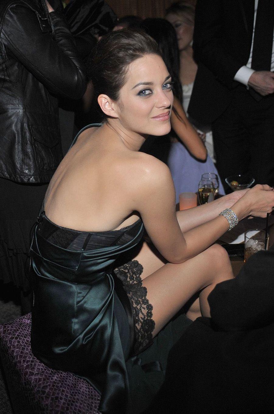 Marion Cotillard en 2010.