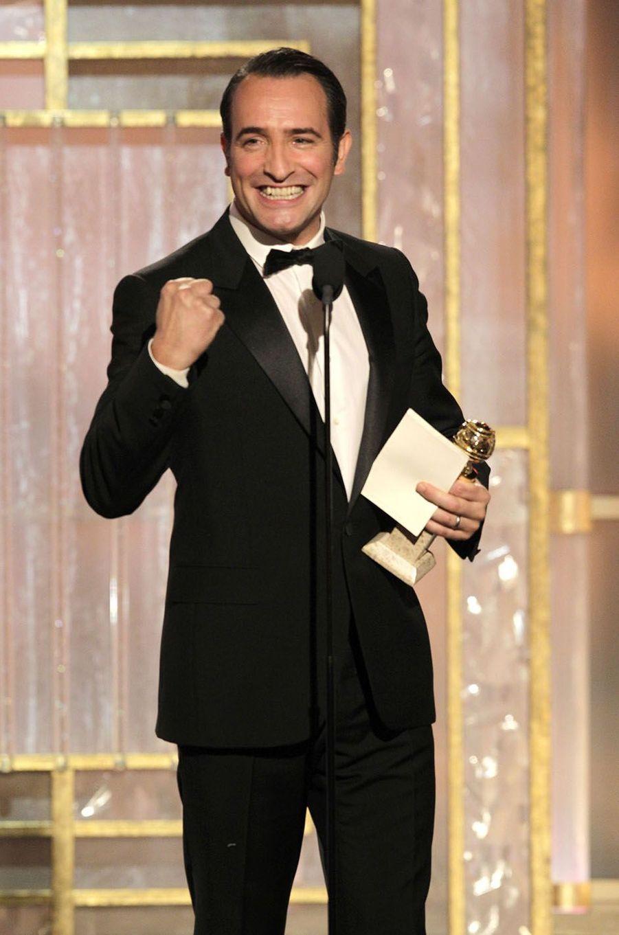 Jean Dujardin en 2012.