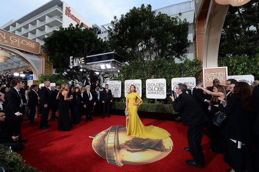 Jennifer Lopez en 2016.
