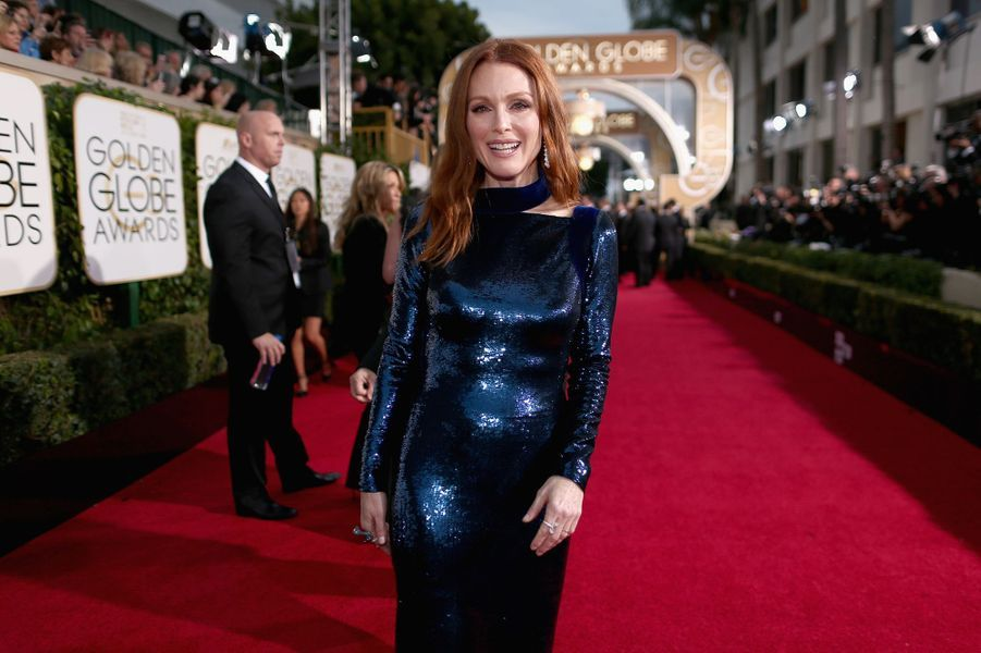 Julianne Moore en 2016.