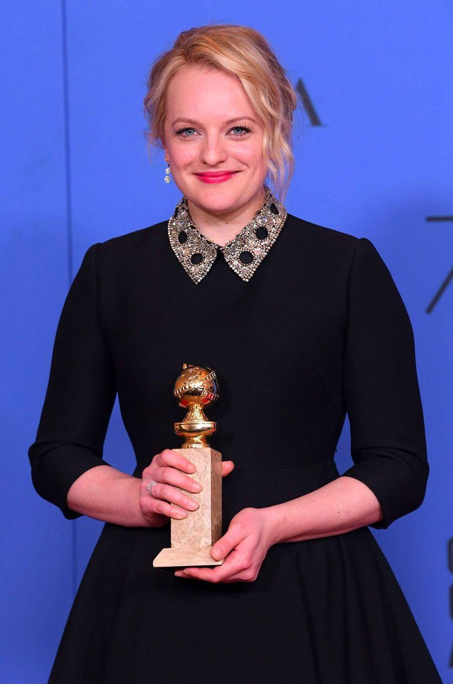 Elisabeth Moss en 2018