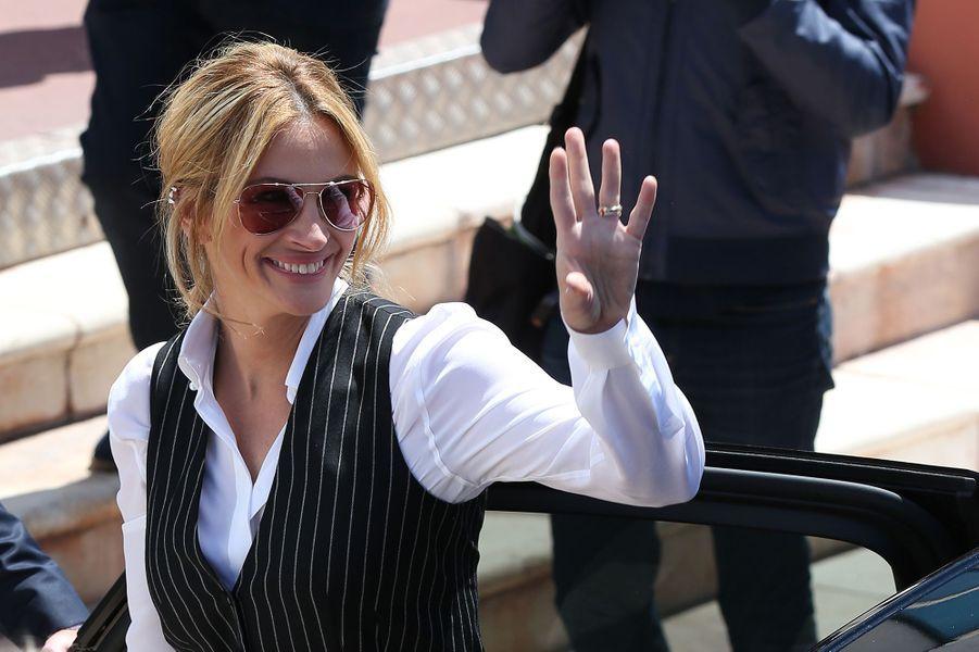 Julia Roberts en mai 2016.