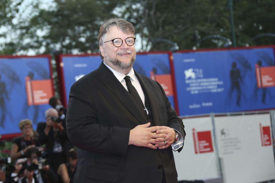 Guillermo del Toroà la Mostra de Venise, le 31 août 2017.