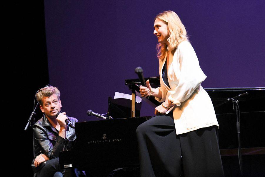 Benjamin Biolay et Julie Gayet
