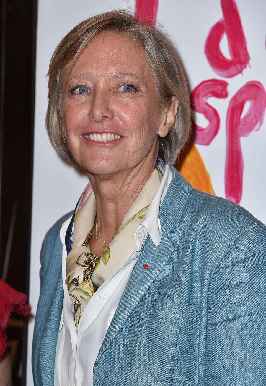 Sophie Cluzelau Gala de l'Espoir de la Ligue contre le cancer au Théâtre des Champs-Elysées à Paris le 22 octobre 2019