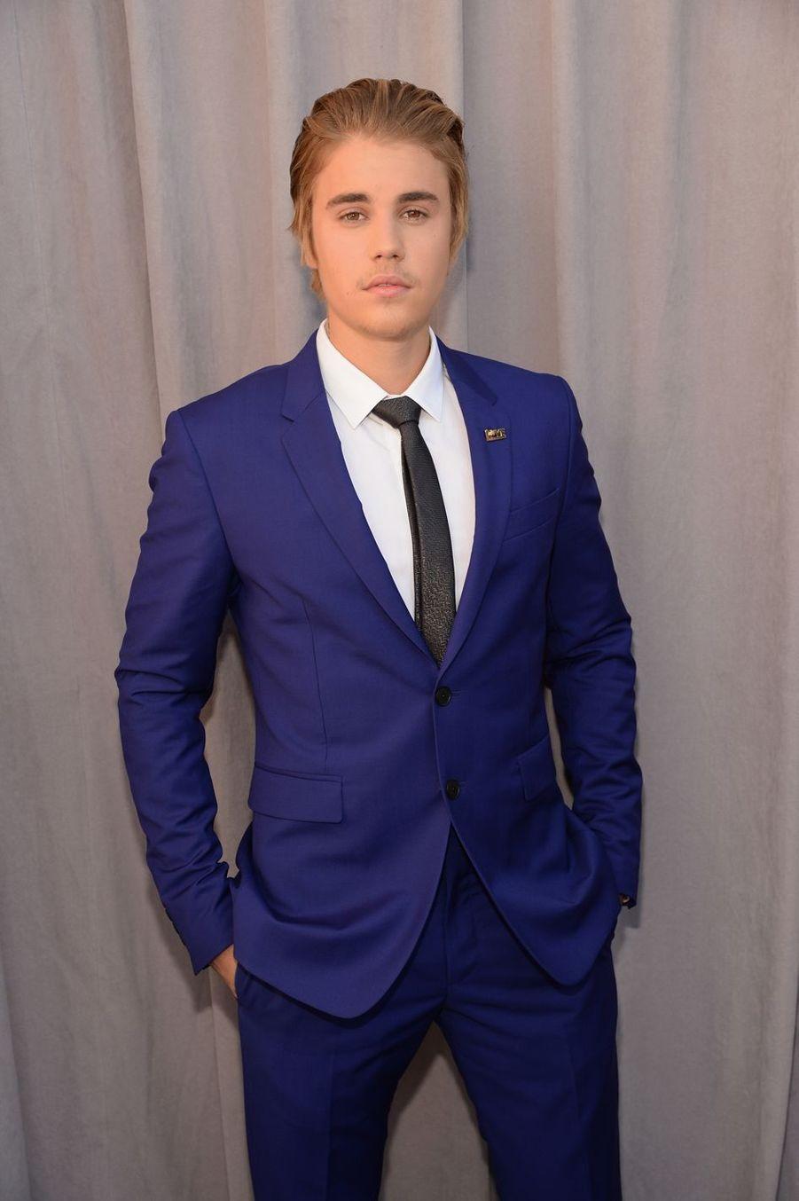 Justin Bieber en mars 2015 à Los Angeles