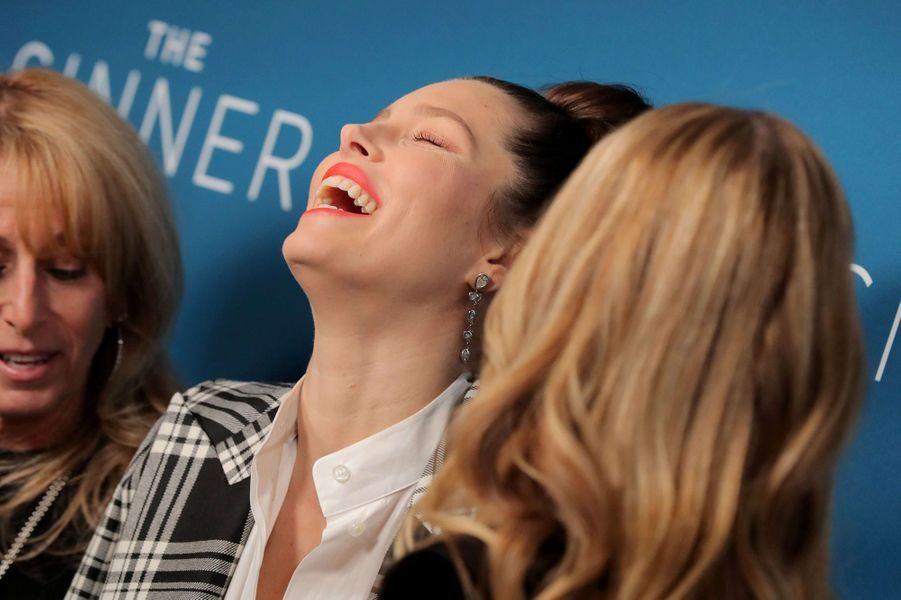 Jessica Bielà la première de la saison 3 de la série «The Sinner» à Los Angeles le 3 février 2020