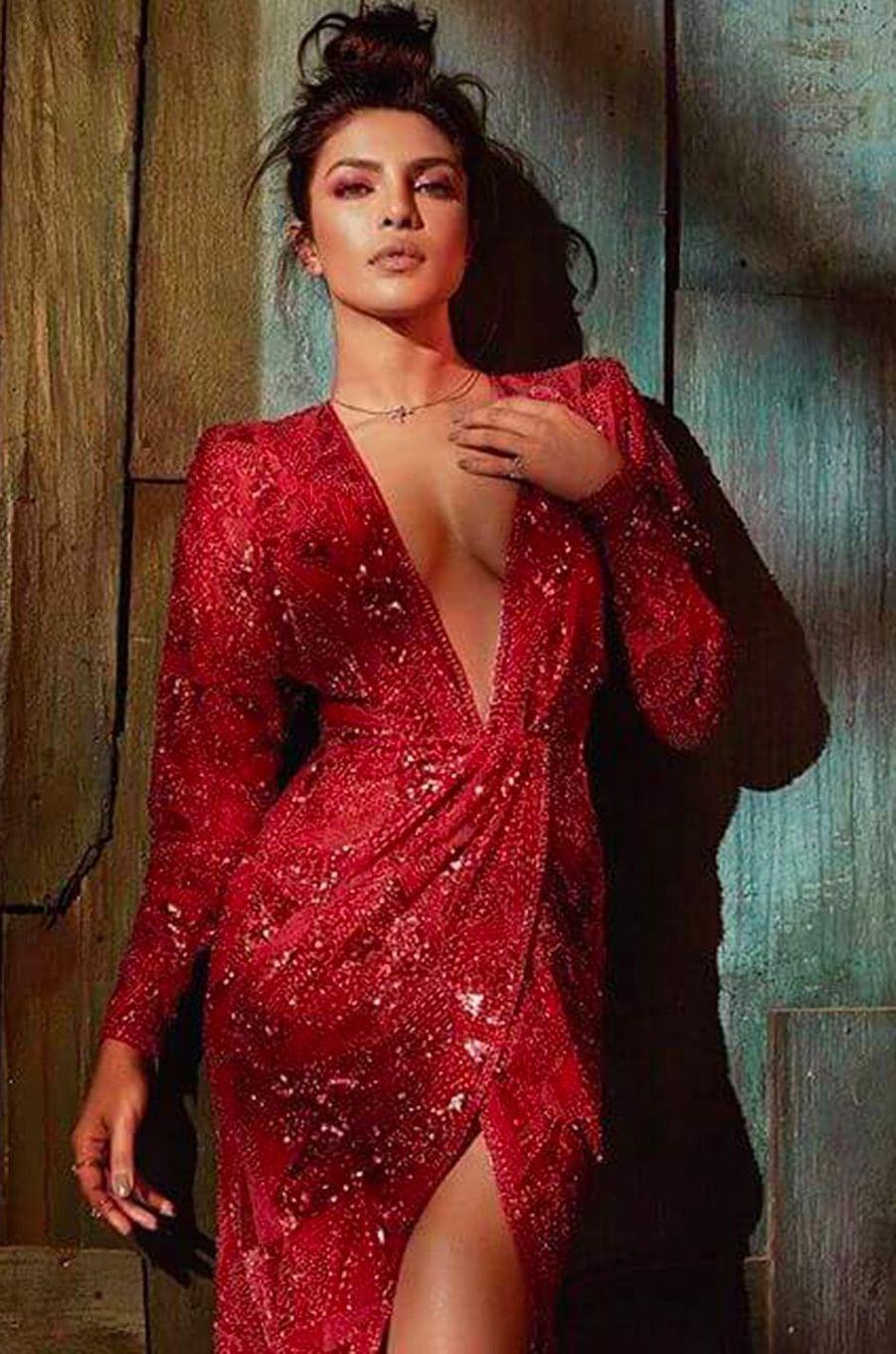 Priyanka Chopra cherche un Valentin