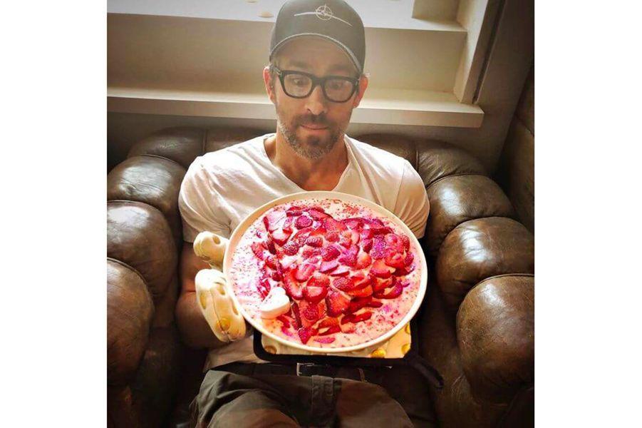 Ryan Reynolds pour la Saint-Valentin