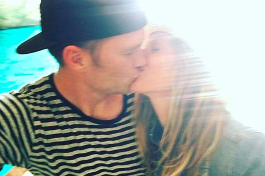Gisele Bundchen et Tom brady pour la Saint-Valentin