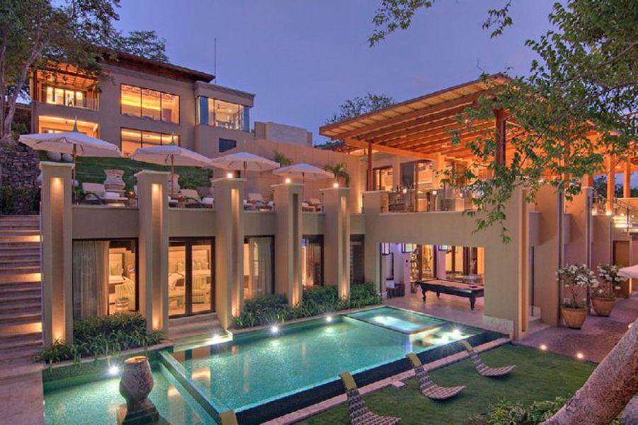 La famille Kardashian était en vacances au Costa Rica