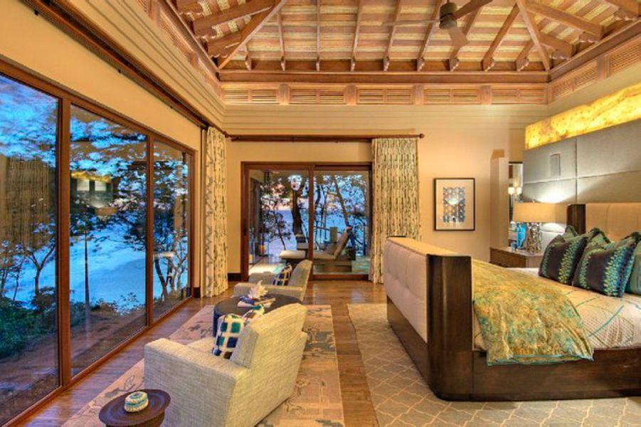 Les soeurs Kardashian était en vacances au Costa Rica dans cette maison, la Villa Manzu