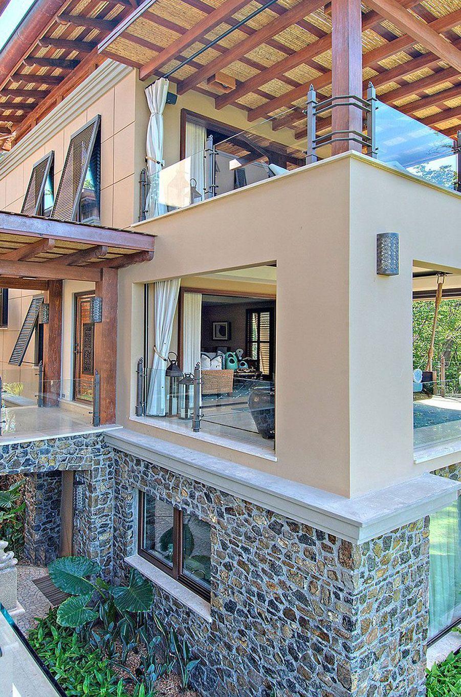 La famille Kardashian était en vacances au Costa Rica dans cette maison
