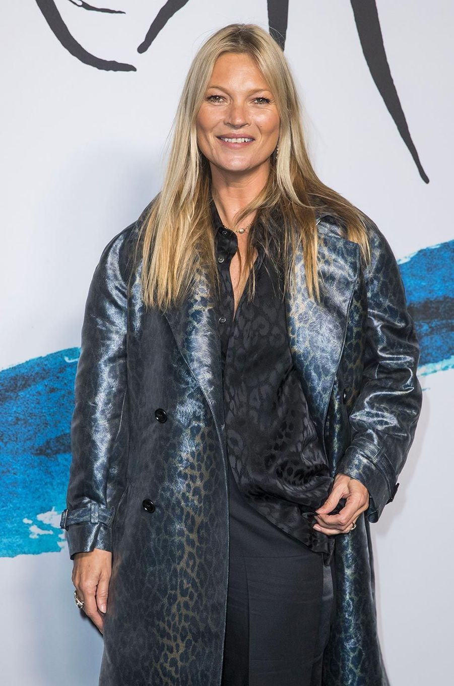 Kate Mossau défilé Dior Homme à Paris, le 18 janvier 2019.