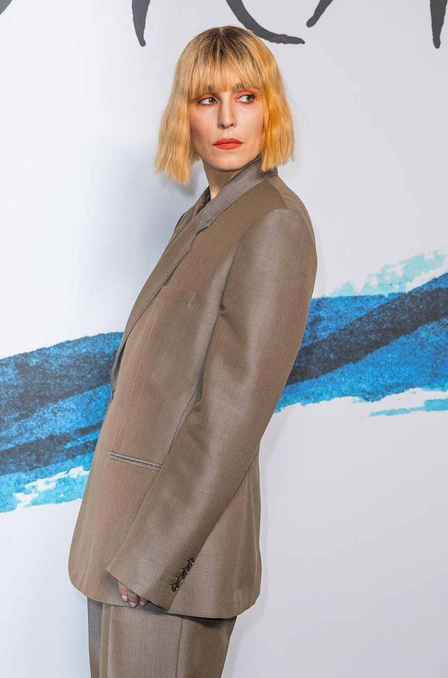 Noomi Rapaceau défilé Dior Homme à Paris, le 18 janvier 2019.
