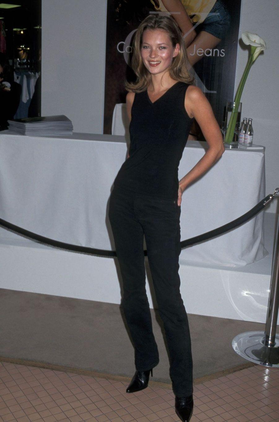 Kate Moss en 1996