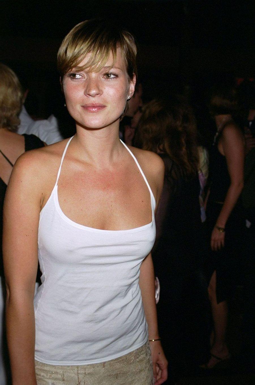 Kate Moss en 2000