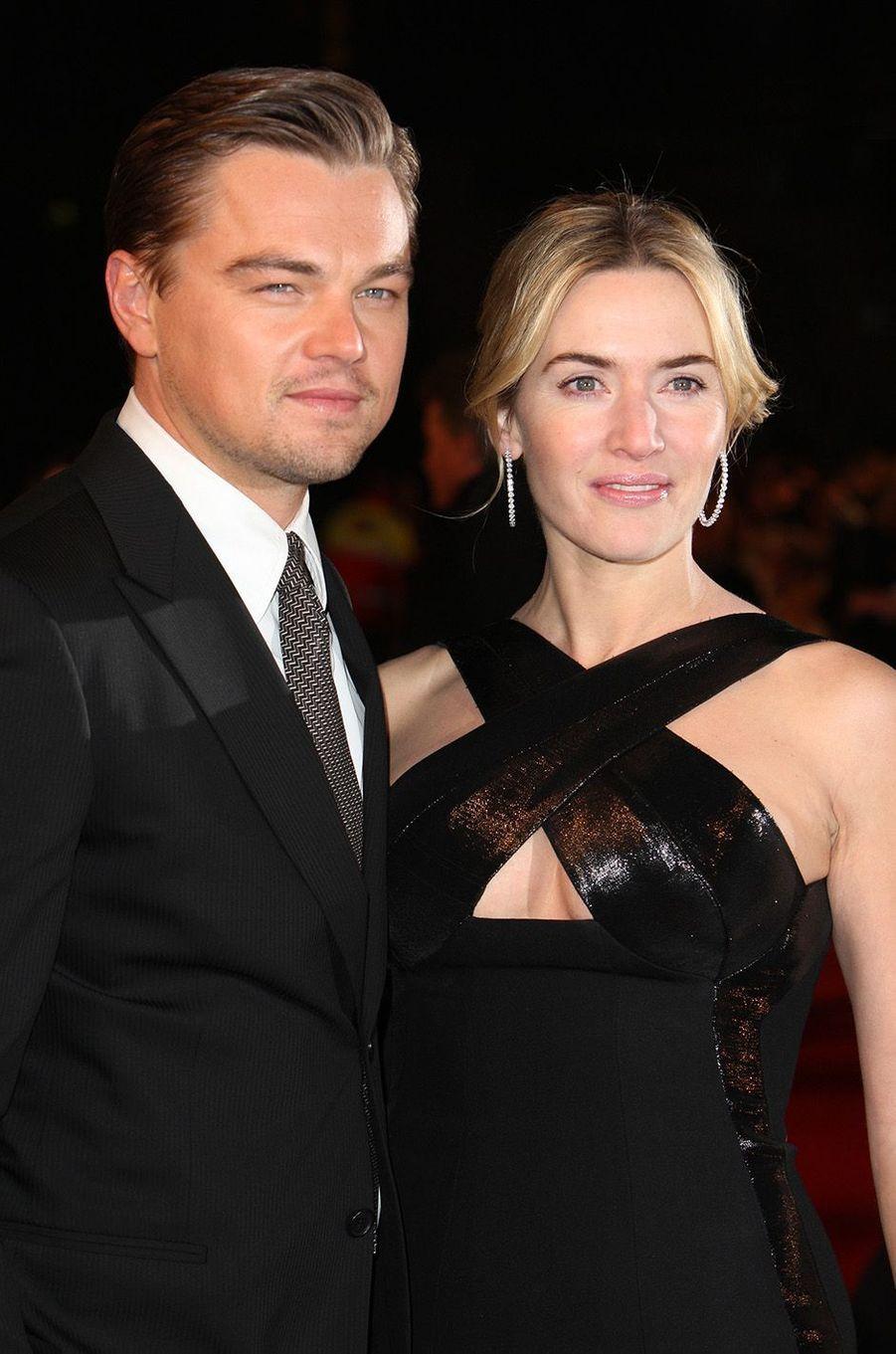 Kate Winslet et Leonardo DiCaprio, 20 ans déjà.