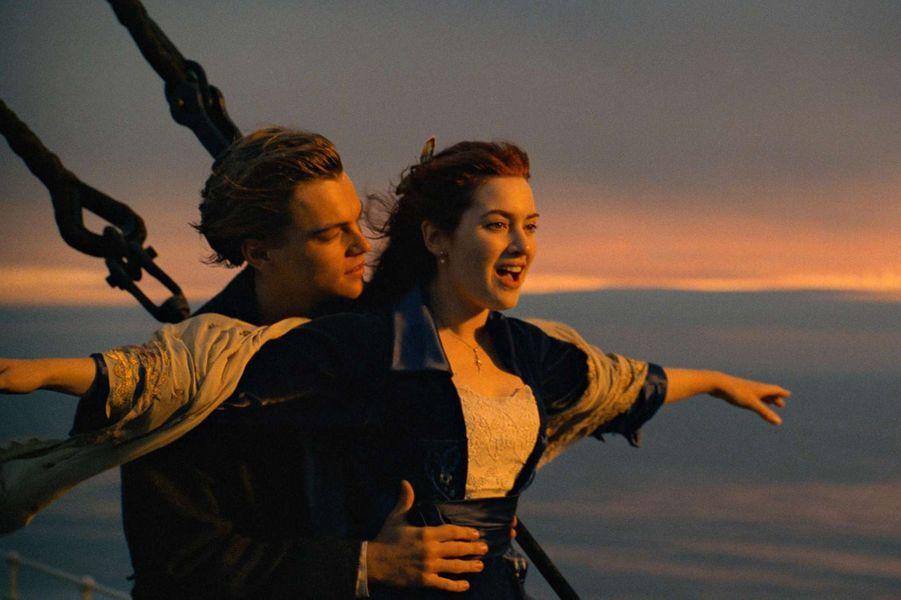 Le début d'une amitié, «Titanic», 1997.