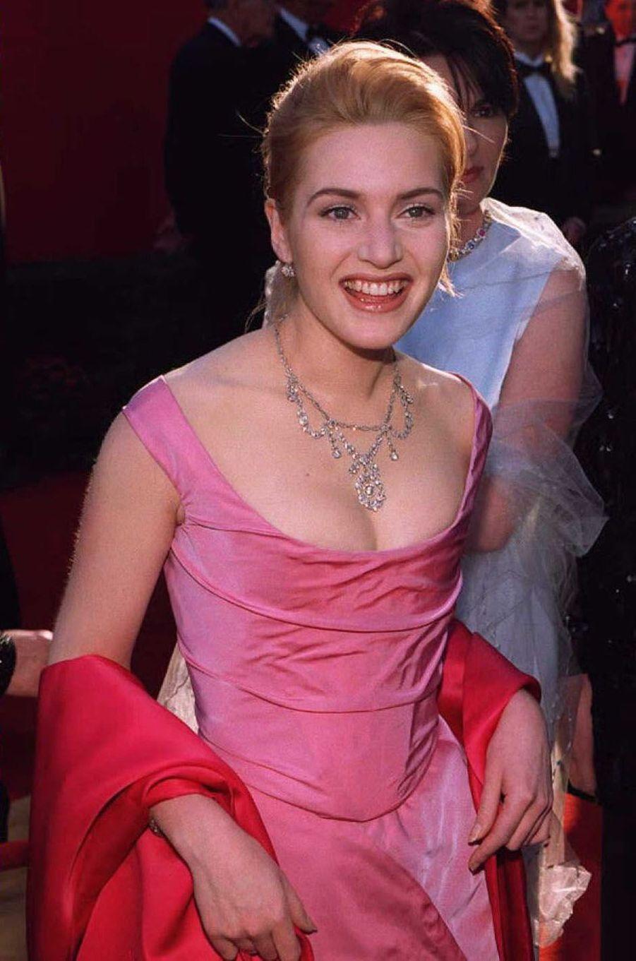 Kate Winslet en 1997.