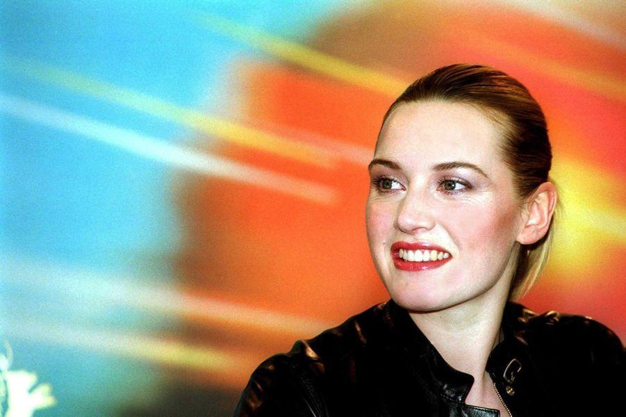 Kate Winslet en 2001.