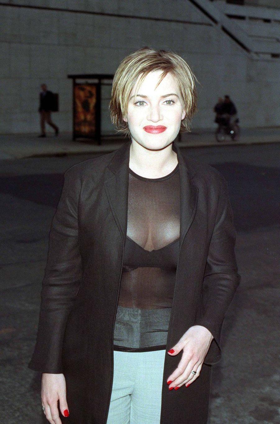 Kate Winslet en 1999.