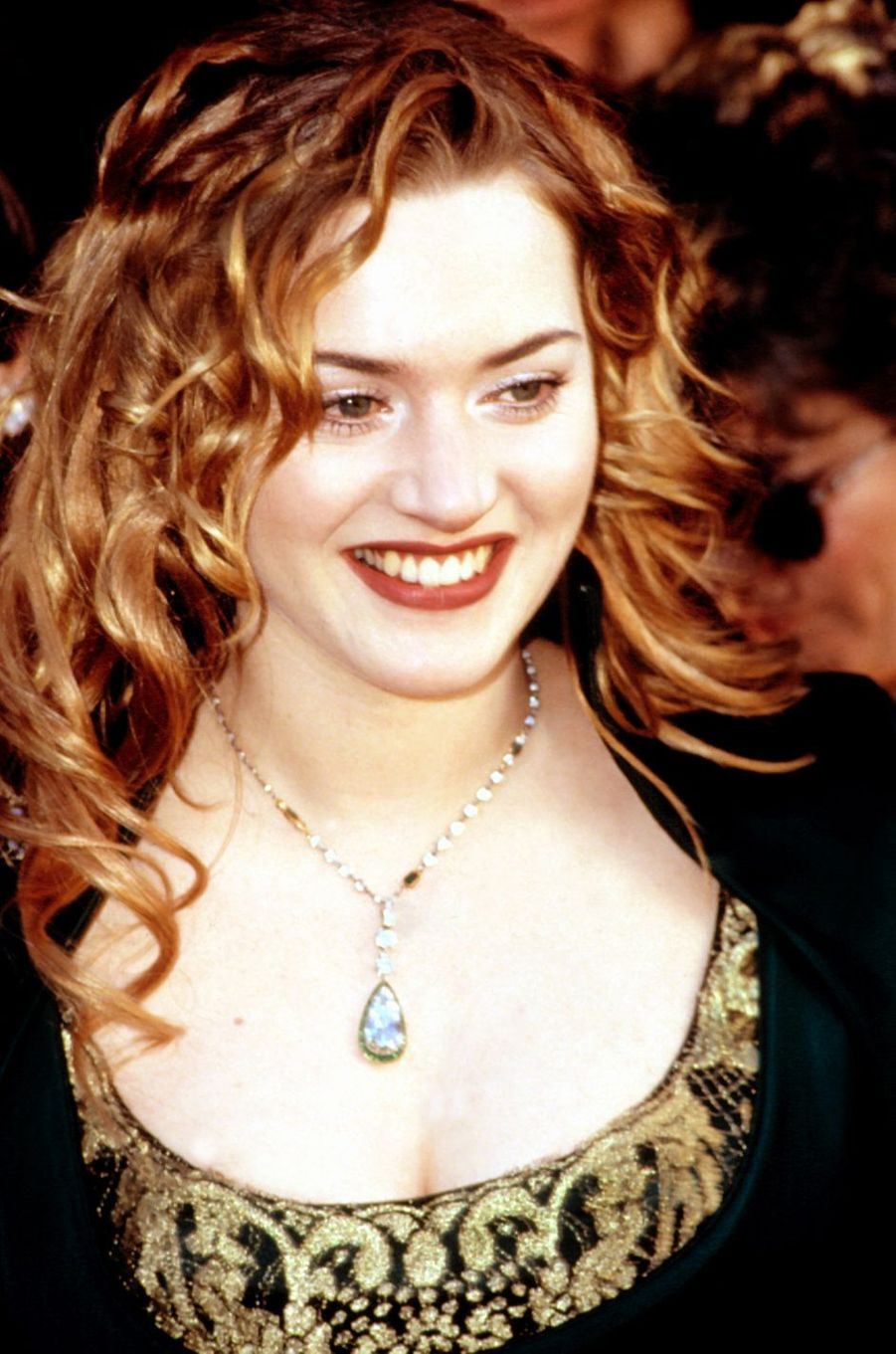 Kate Winslet en 1998.