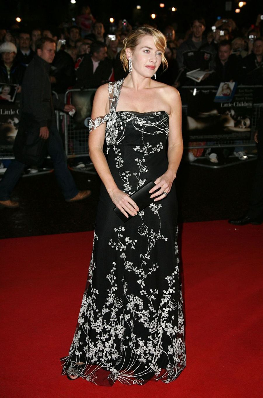 Kate Winslet lors d'une projection du film «Little Children» au BFI London Film Festival en octobre 2006