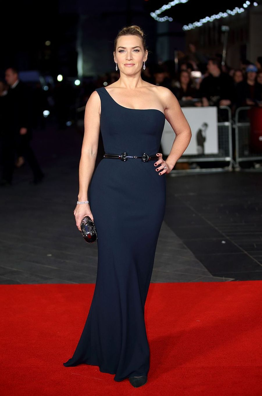 Kate Winslet à la projection du film «Steve Jobs» lors du BFI London Film Festival en octobre 2015