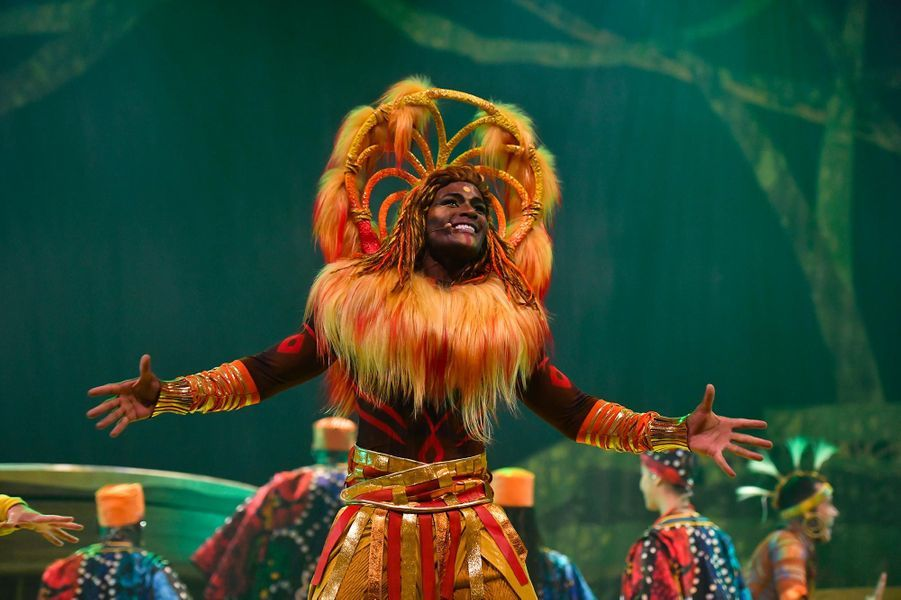 Le Festival du Roi Lion et de la Jungle, à Disneyland Paris