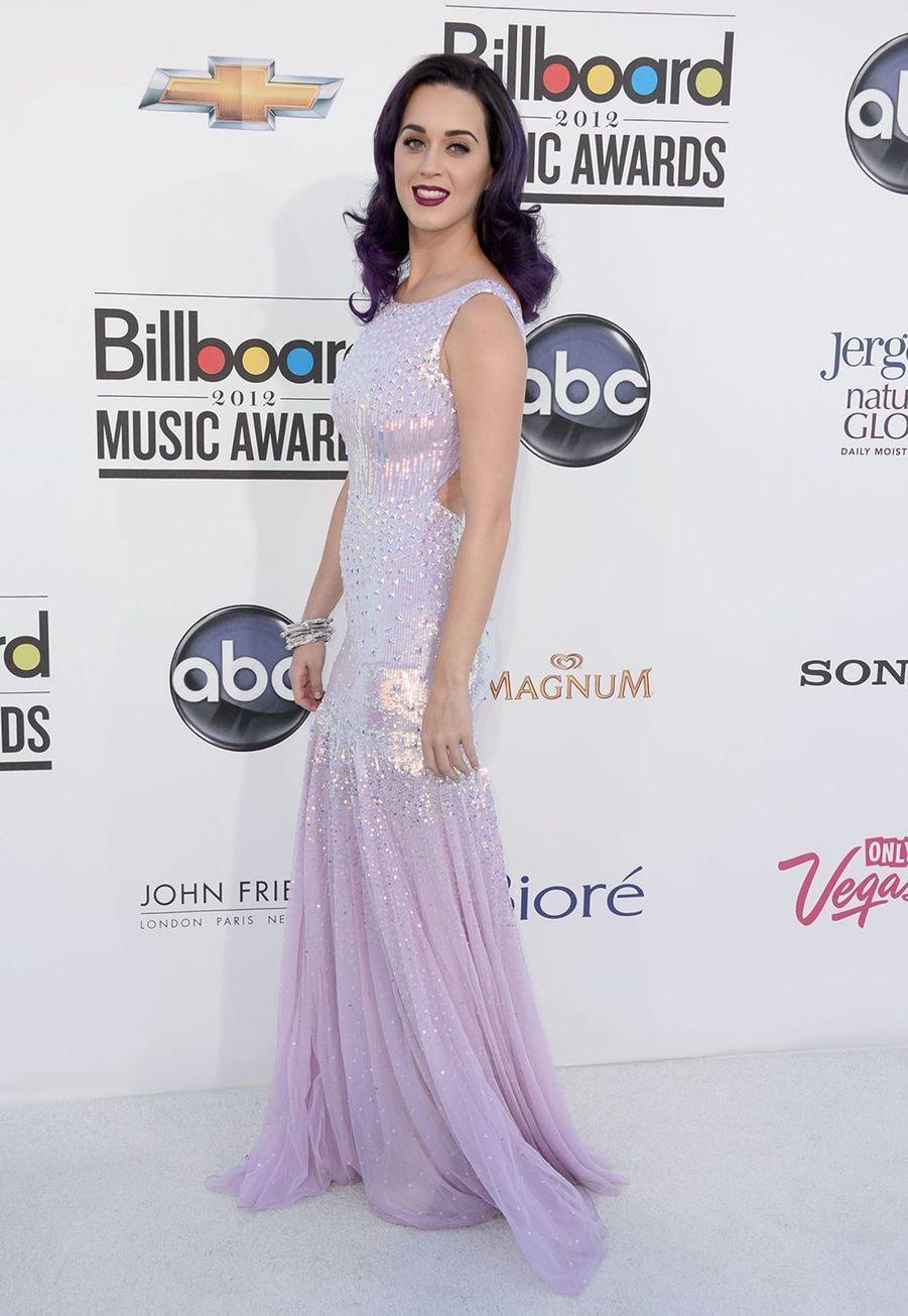Katy Perry aux Billboard Music Awards à Las Vegas en mai 2012.