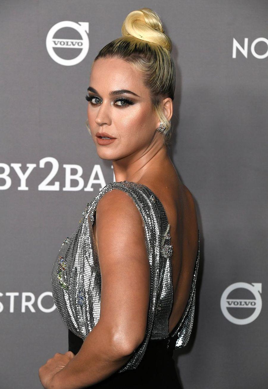Katy Perrylors du gala Baby2Baby à Culver City en Californie, le 9 novembre 2019.