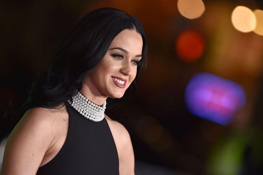 Katy Perry pour la première du film «Joyeux Bordel!»