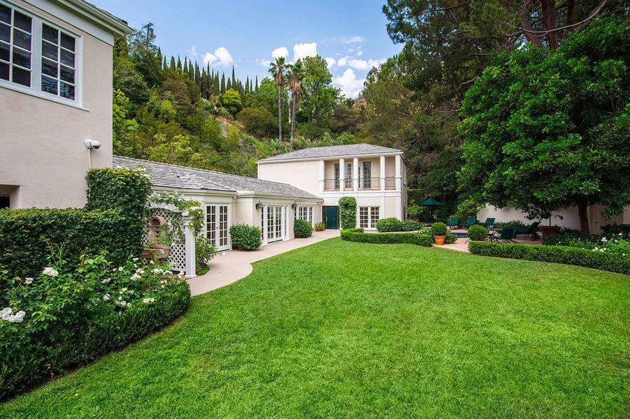 Katy Perry a acheté une nouvelle maison à Beverly Hills pour ses invités