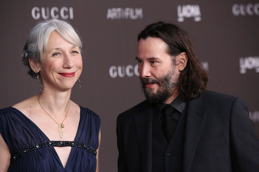 Amour: Keanu Reeves présente enfin sa compagne - People