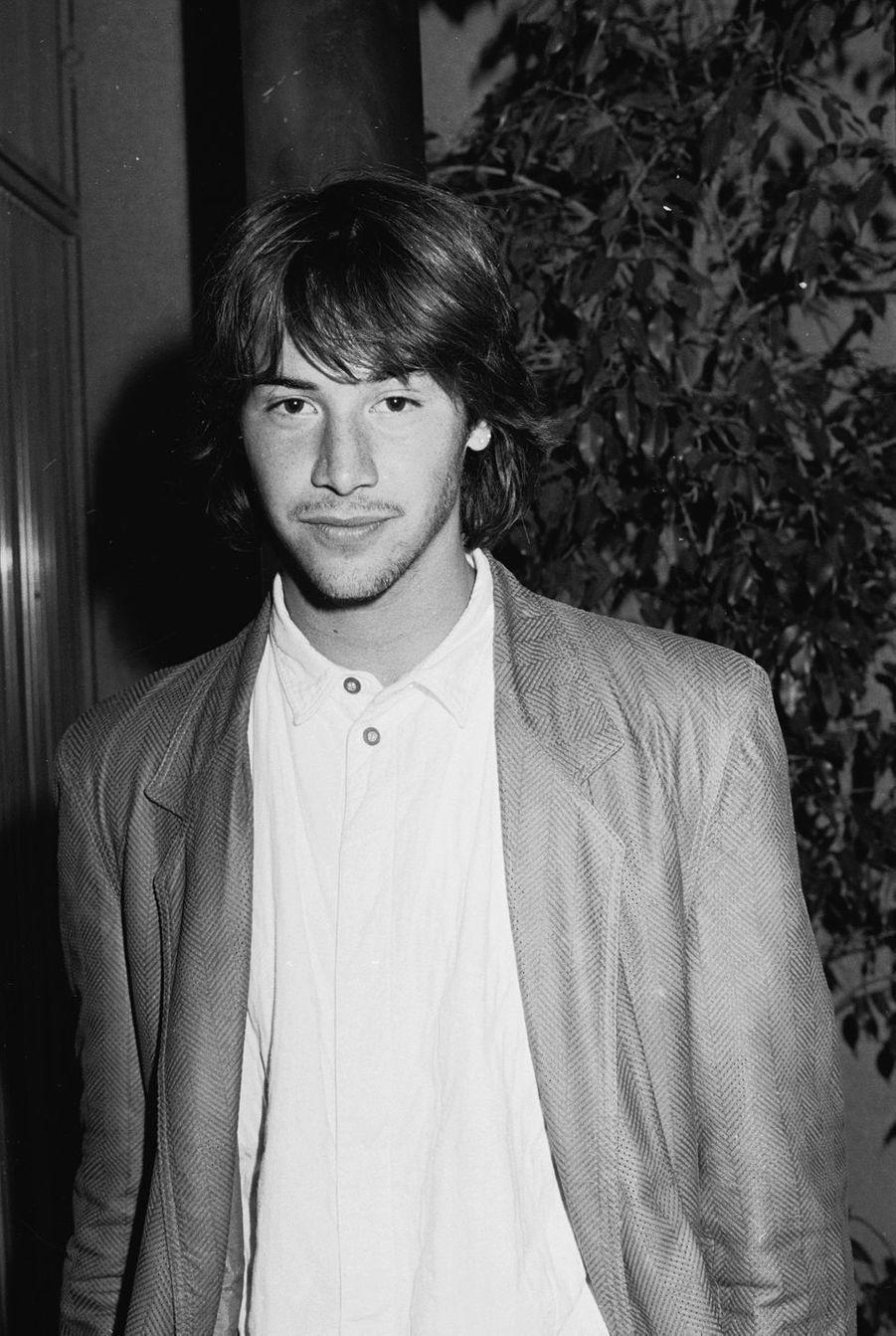 Keanu Reeves en 1986