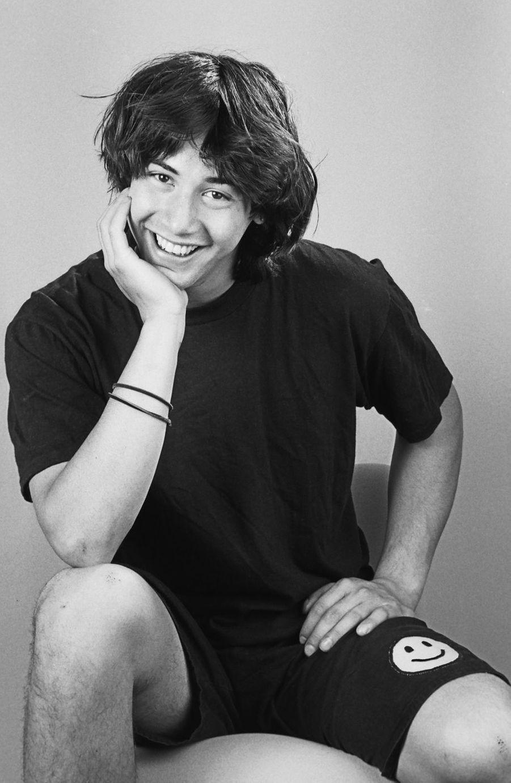 Keanu Reeves en 1987