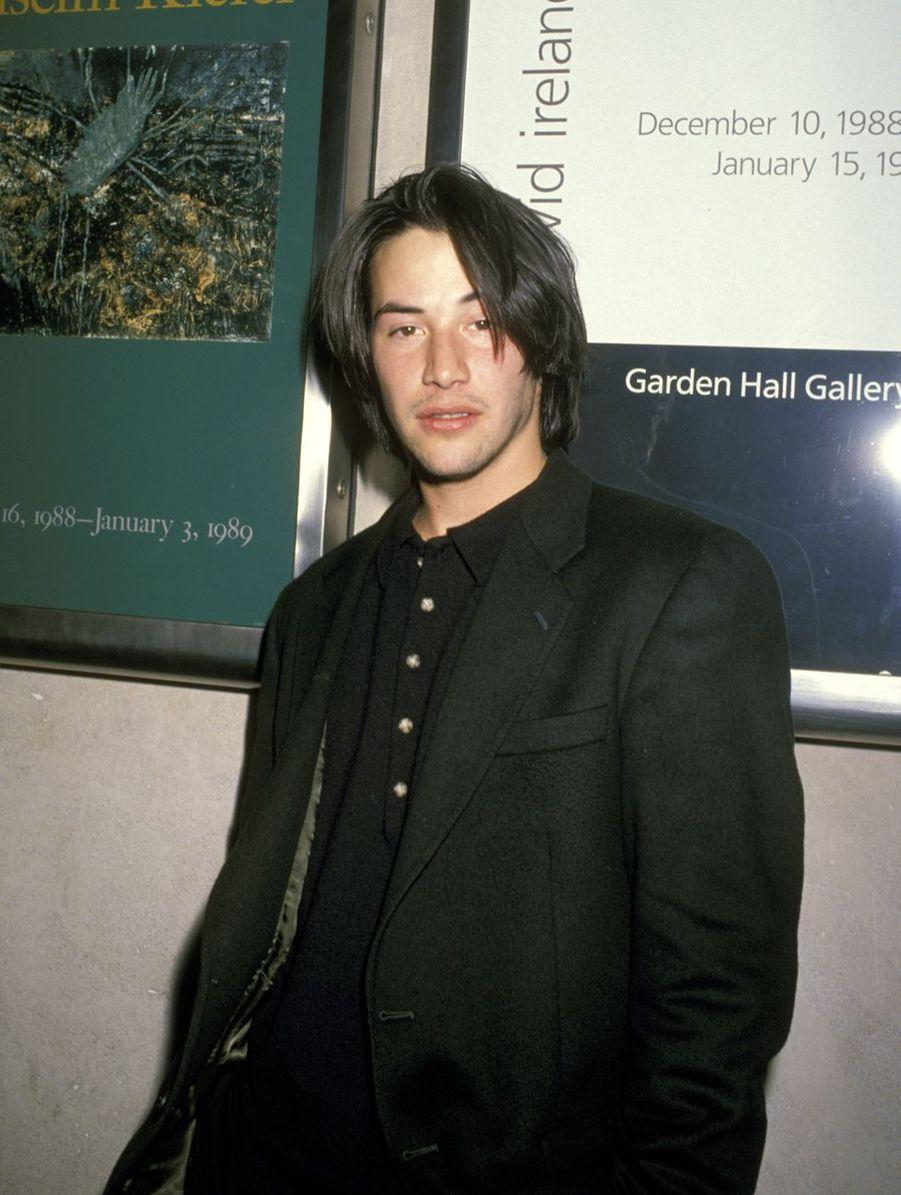 Keanu Reeves en 1988