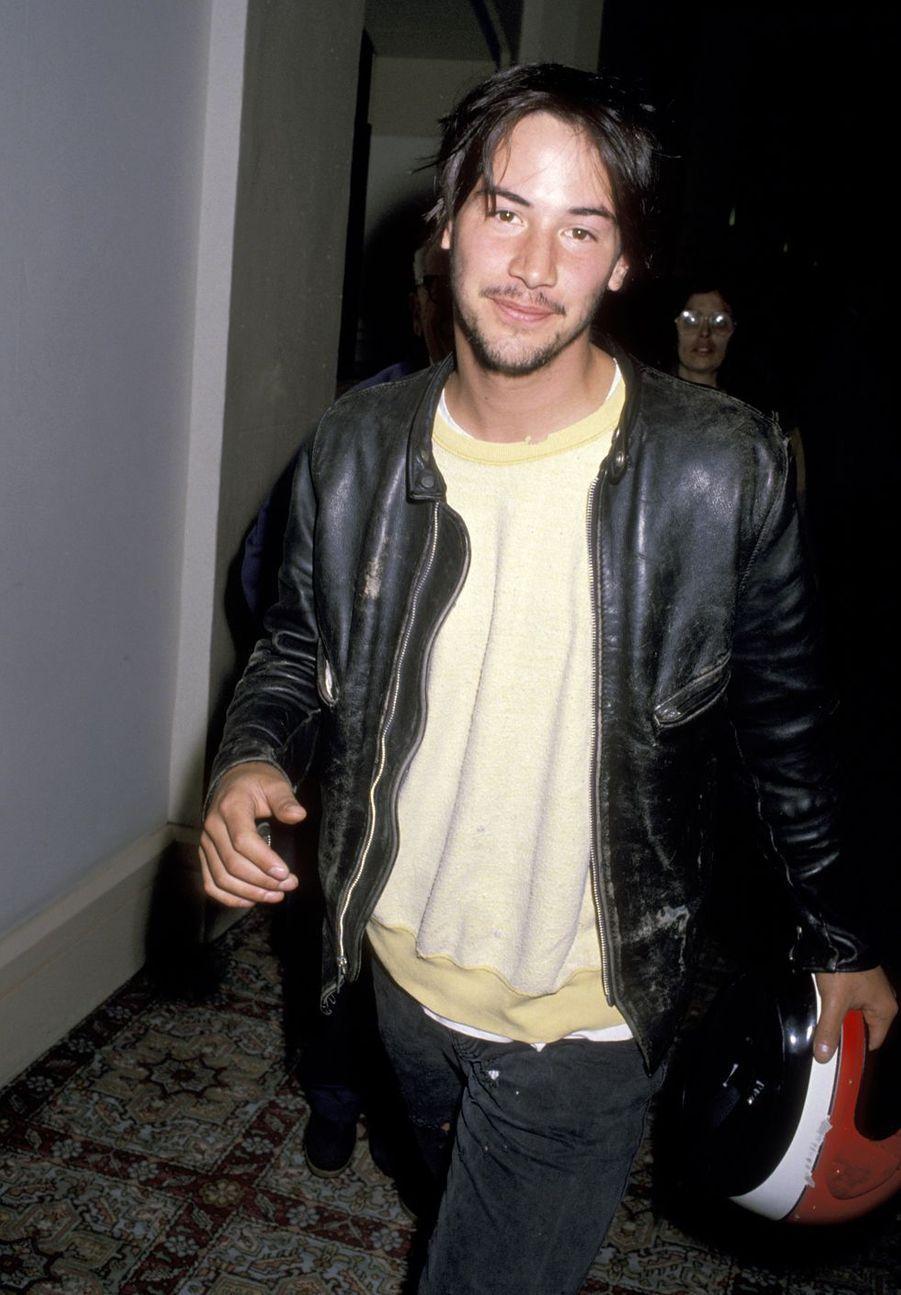 Keanu Reeves en 1989