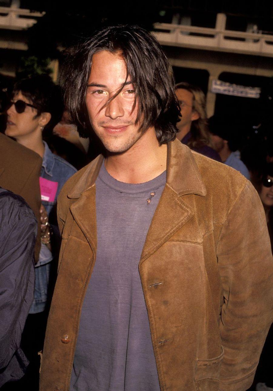Keanu Reeves en 1991