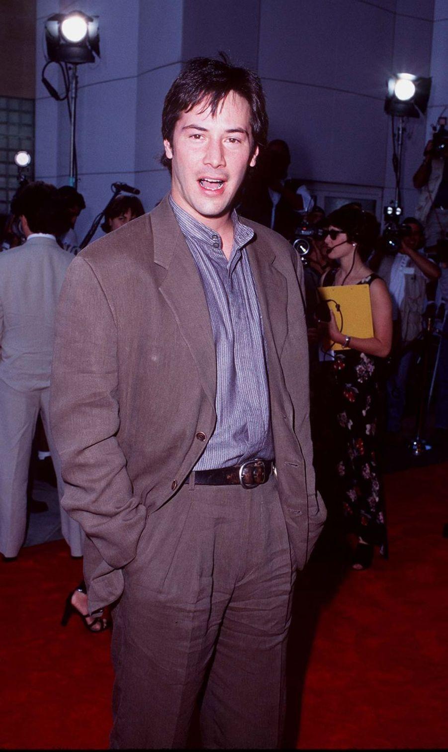 Keanu Reeves en 1995