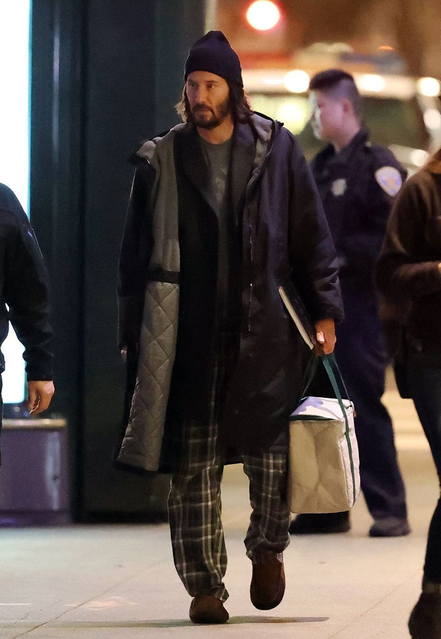 Keanu Reevesà San Francisco le 24 février 2020