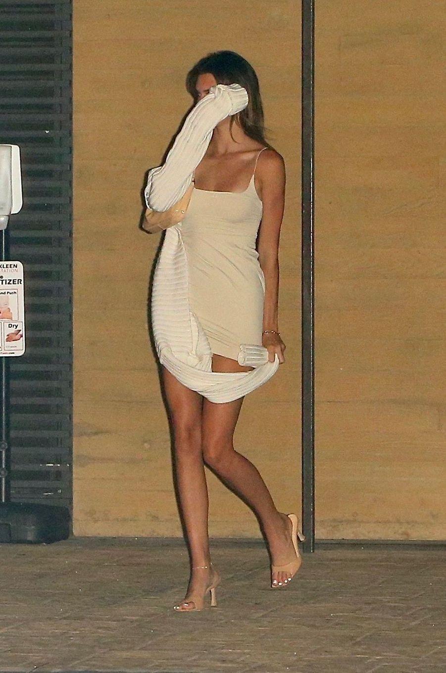 Kendall Jennerà Malibu le 15 août 2020