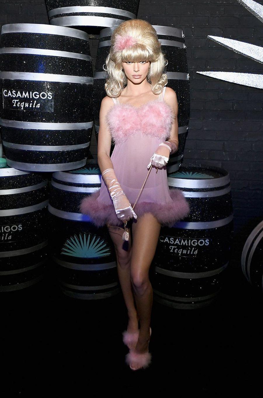 Kendall Jenner à la soirée Casamigos, à Las Vegas, samedi 26 octobre