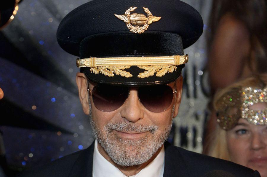 George Clooney à la soirée Casamigos, à Las Vegas, samedi 26 octobre