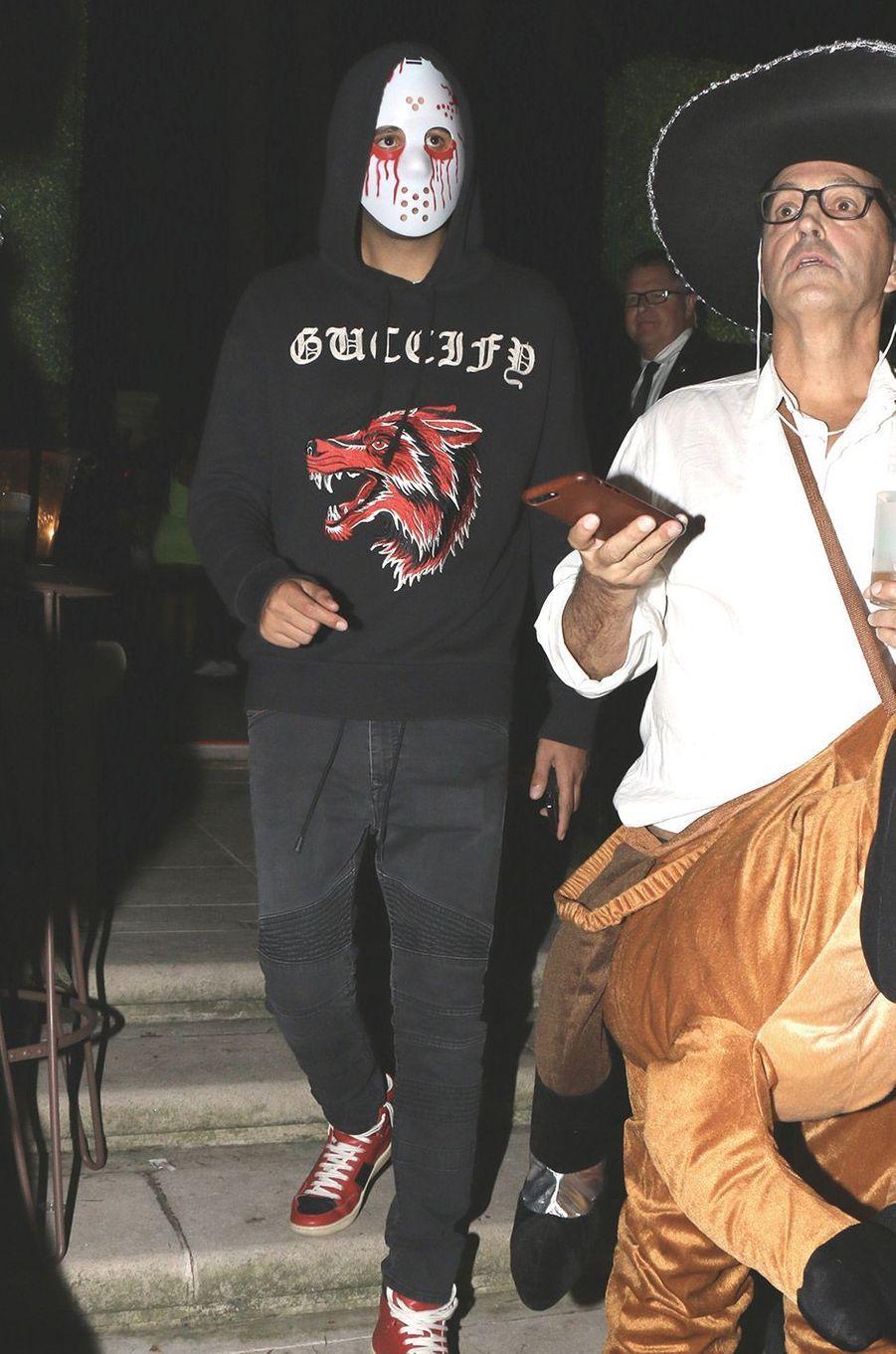 (Peut-être) Léonardo DiCaprio à la soirée Casamigos, samedi 26 octobre