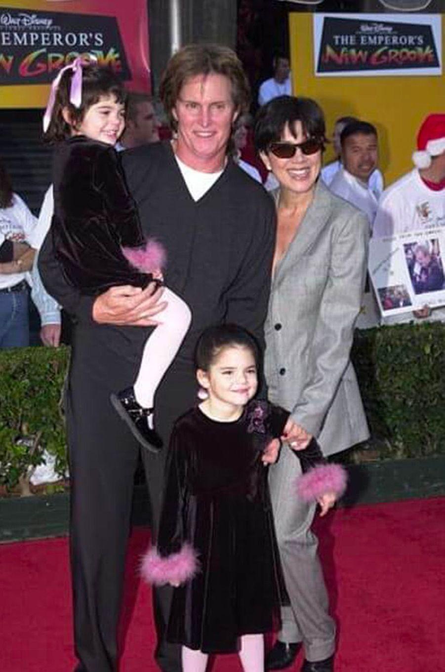 Kendall Jenner en famille