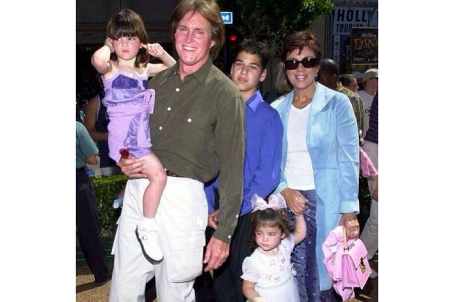 Kendall Jenner et sa famille