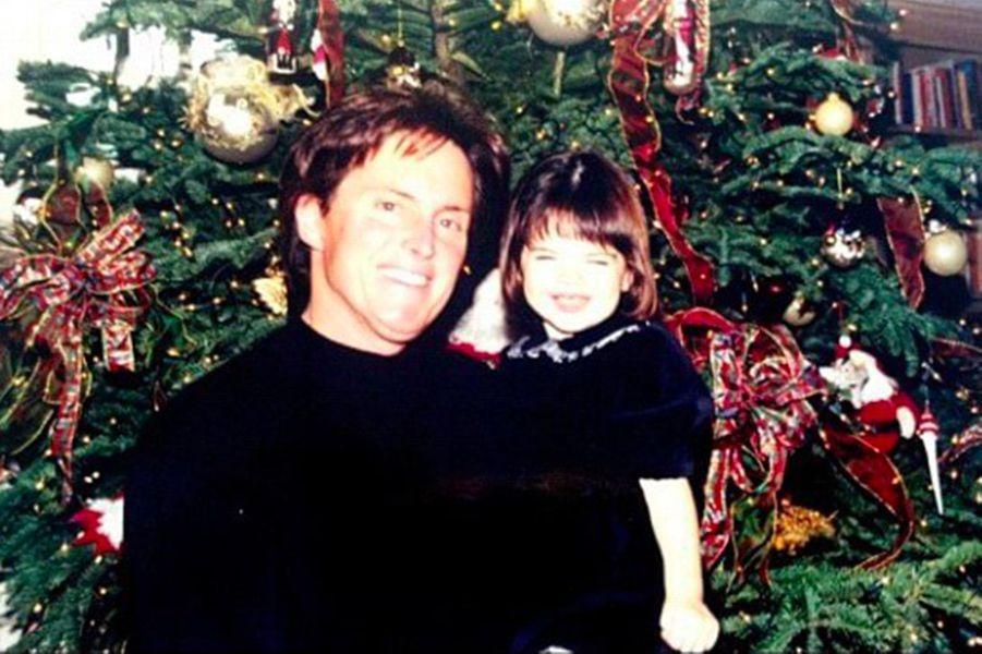 Kendall Jenner et son père